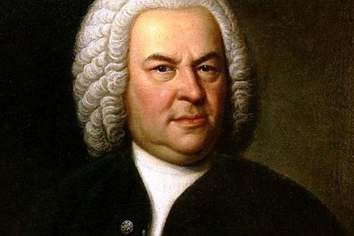 Toccata in G Major BWV 916 by Johann Sebastian Bach