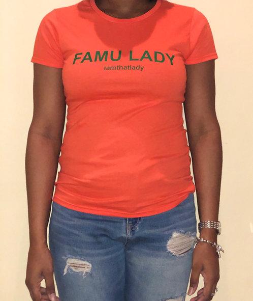 FAMU LADY T-Shirt