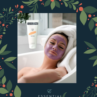 At Home Spa Day with GM Collin Mask