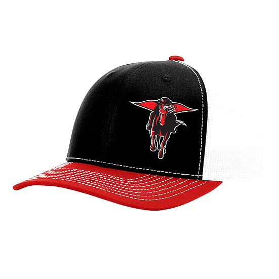 Magnolia Texas Tech Hat