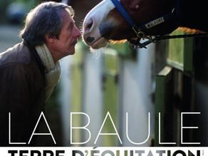 """ACS, votre VTC vous accueille à la baule pour visiter l'exposition  """"La baule terre d'équitation """"."""
