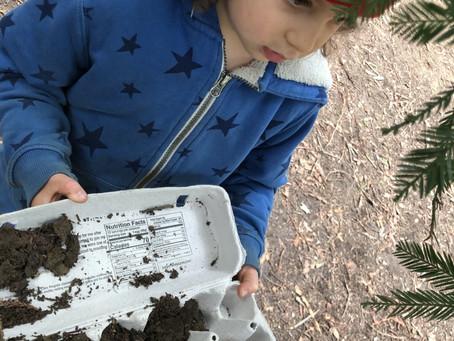 Messy Yummy Mud!