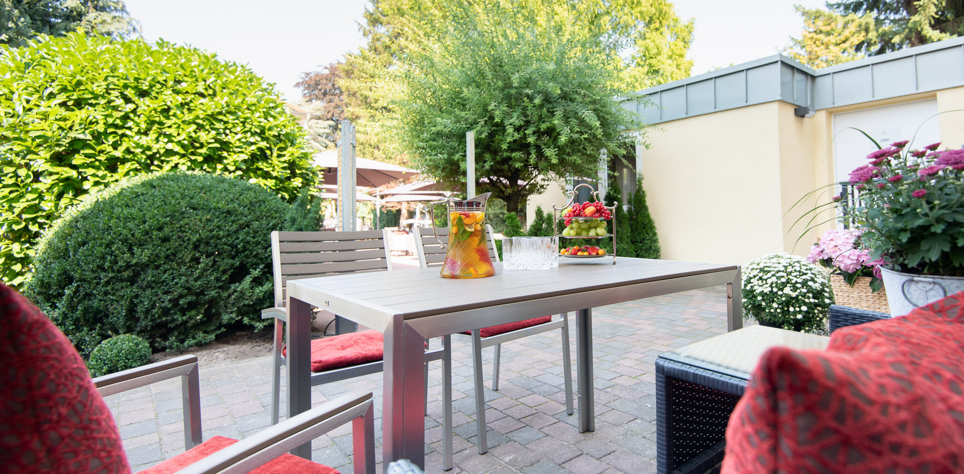 bequeme Sitze Hotel Wegner - the culinary art hotel