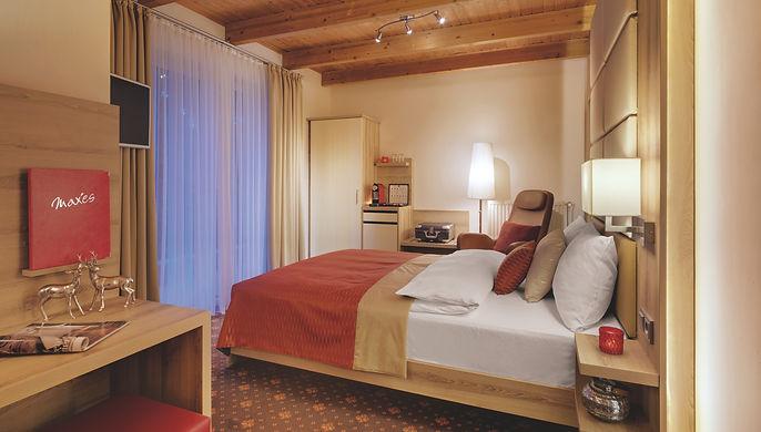Einzelzimmer Villa 1 im Hotel Wegner - the culinary art hotel