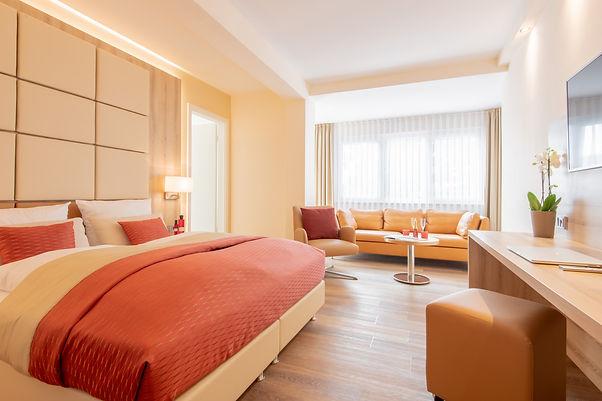 Doppelzimmer Villa 2 im Hotel Wegner - the culinary art hotel