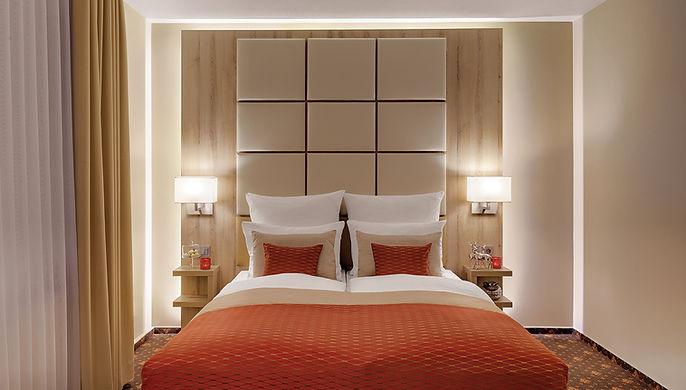 Doppelzimmer Villa 1 im Hotel Wegner - the culinary art hotel