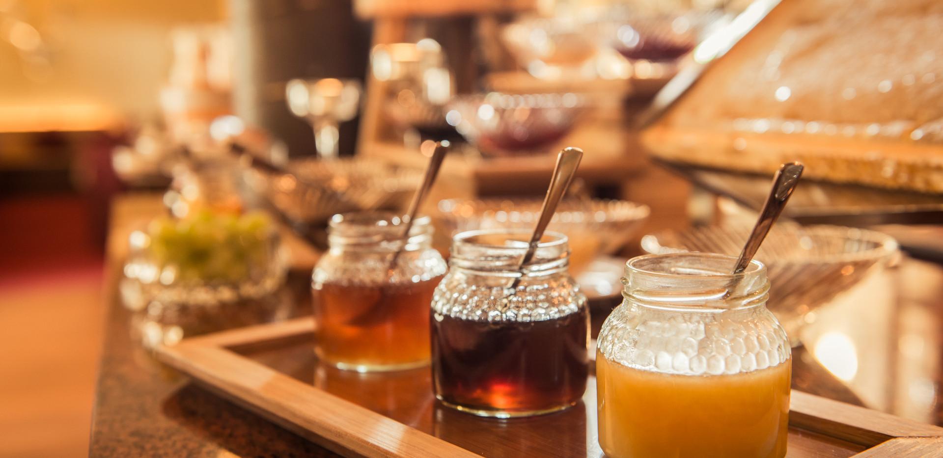 Honig und Marmelade Frühstücks-Manufaktur