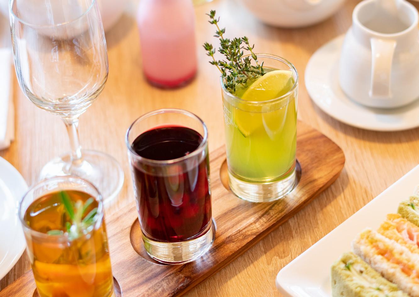 Eistee Afternoon Tea - Hotel Wegner - The culinary Art Hotel