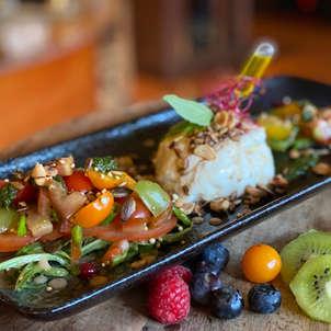 Vorspeise Lunch & Dinner im Hotel Wegner - the culinary art hotel