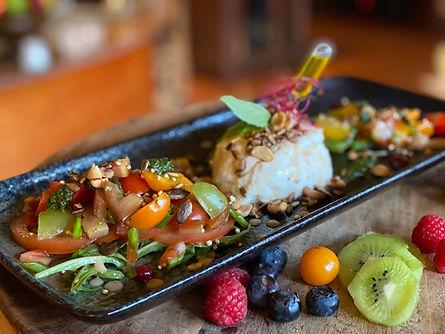 Dessert_Restaurant Max´es_Hotel Wegner the culinary art hotel