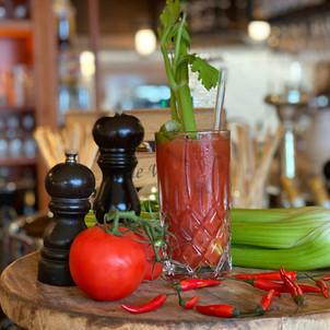 Tomatensaft im Hotel Wegner - the culinary art hotel