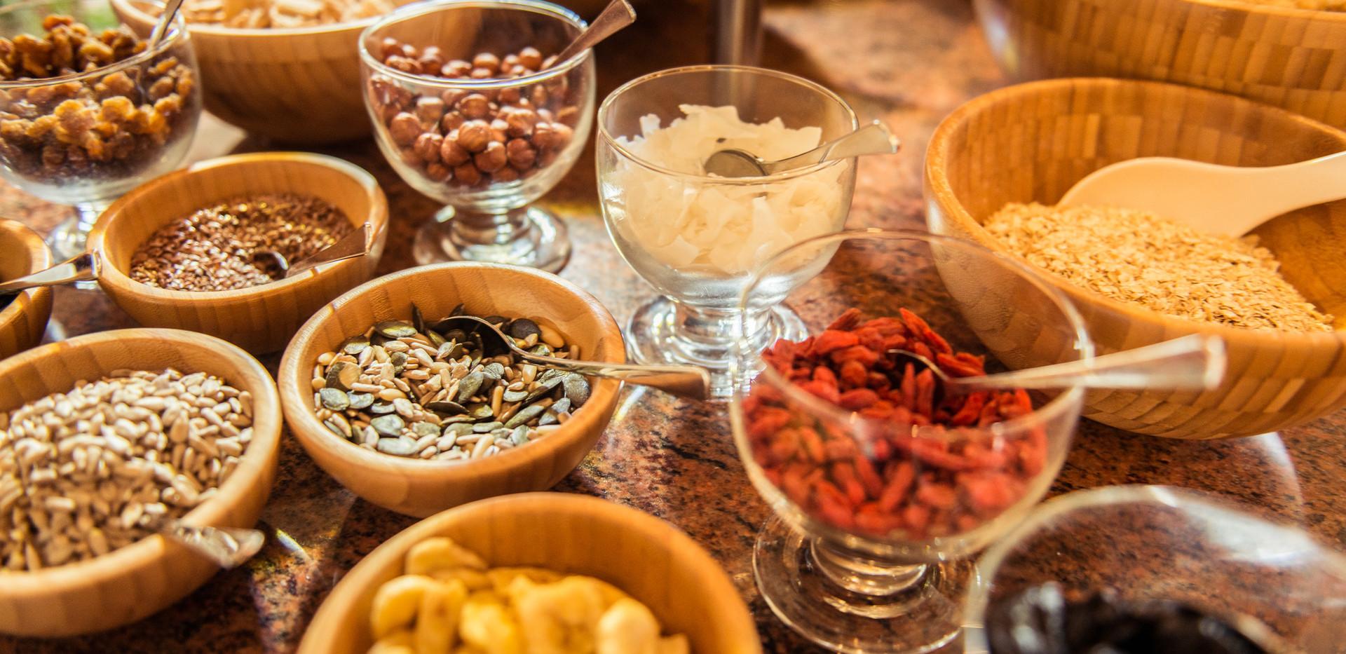 Müsli und Granola Frühstücks-Manufaktur