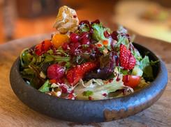 Salat Lunch & Dinner im Hotel Wegner - the culinary art hotel