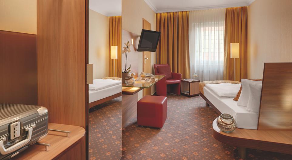 Einzelzimmer Hotel Wegner - The culinary Art Hotel - The culinary Art Hotel