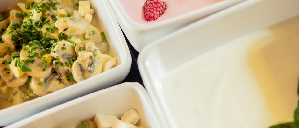 Yoghurt Frühstücks-Manufaktur