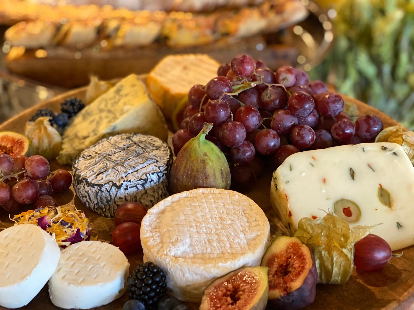 Käseplatte Lunch & Sweet im Hotel Wegner - the culinary art hotel