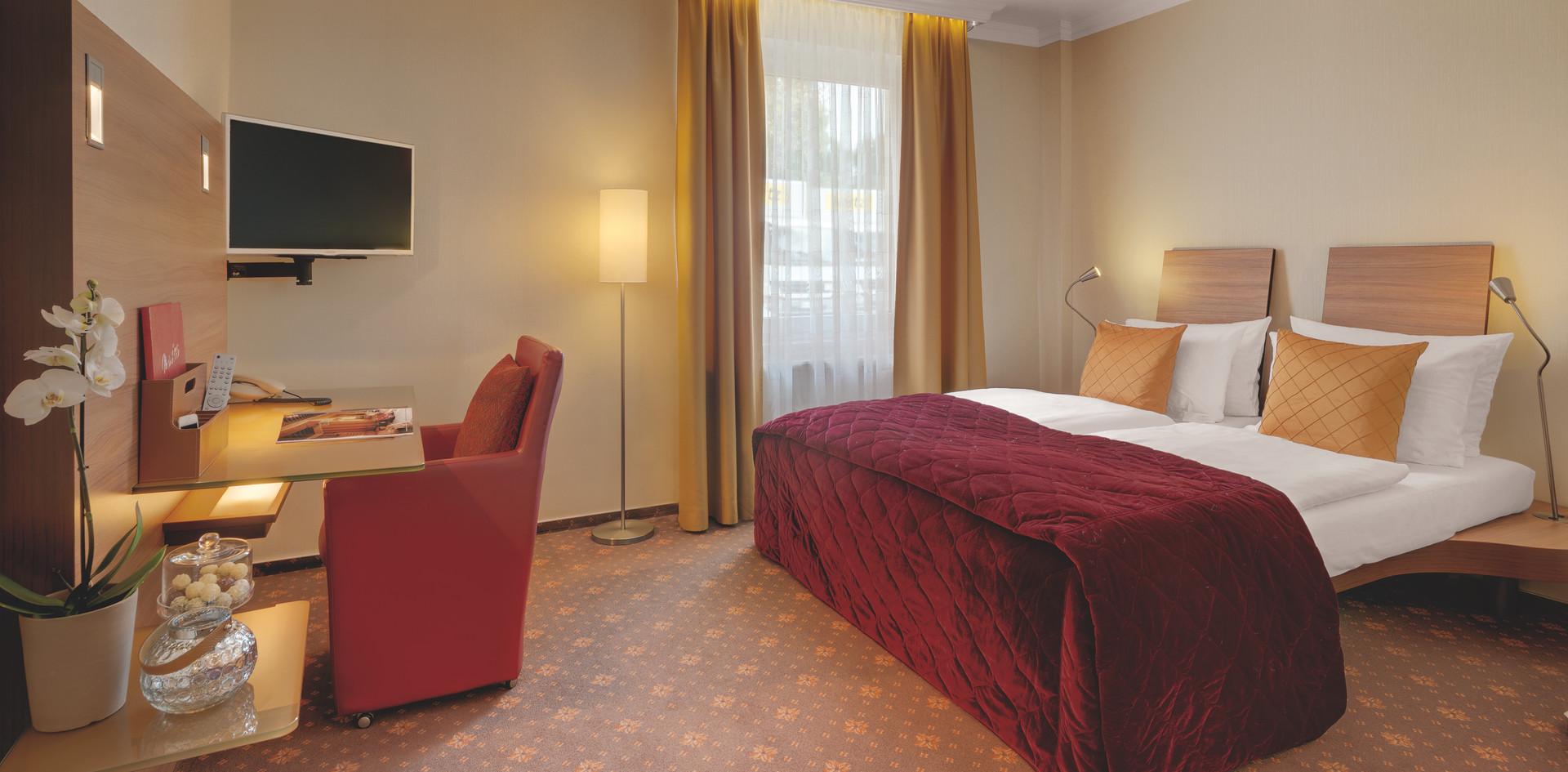 Doppelzimmer Hotel Wegner - The culinary Art Hotel