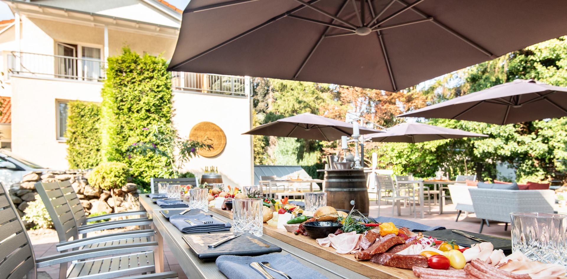Vespa Platten Hotel Wegner - the culinary art hotel