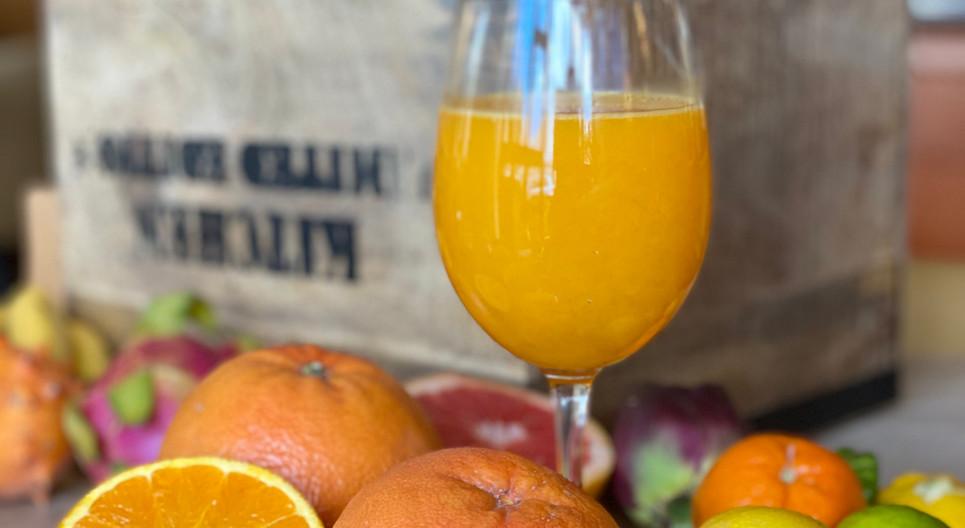Orangensaft Frühstücks-Manufaktur - Hotel Wegner - The culinary Art Hotel