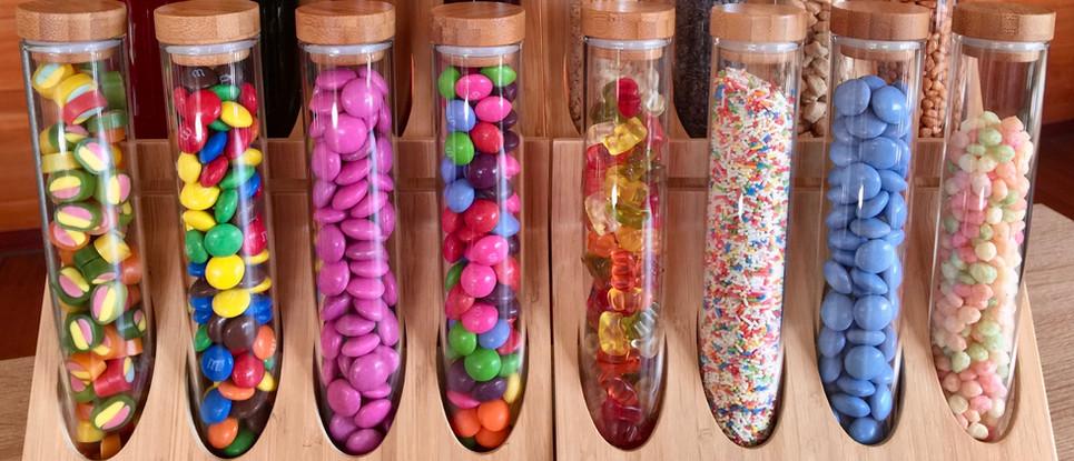 Candybar - Smarties - Süßes
