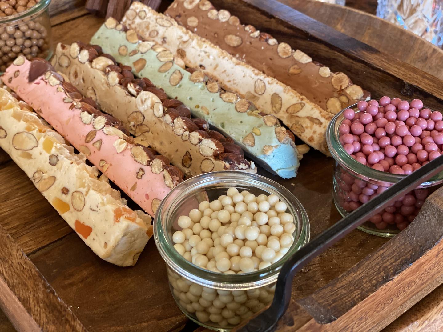 Candybar Lunch & Sweet im Hotel Wegner - the culinary art hotel