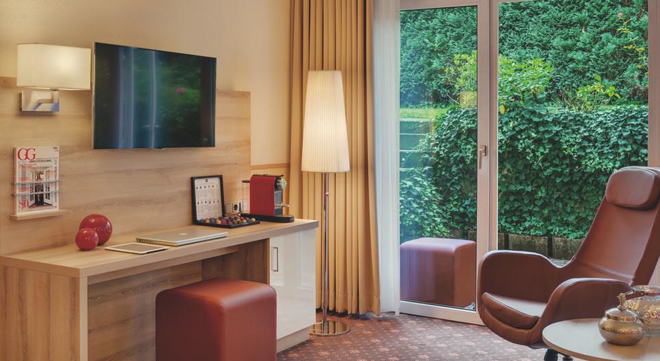 Suite Villa1 Hotel Wegner - The culinary Art Hotel