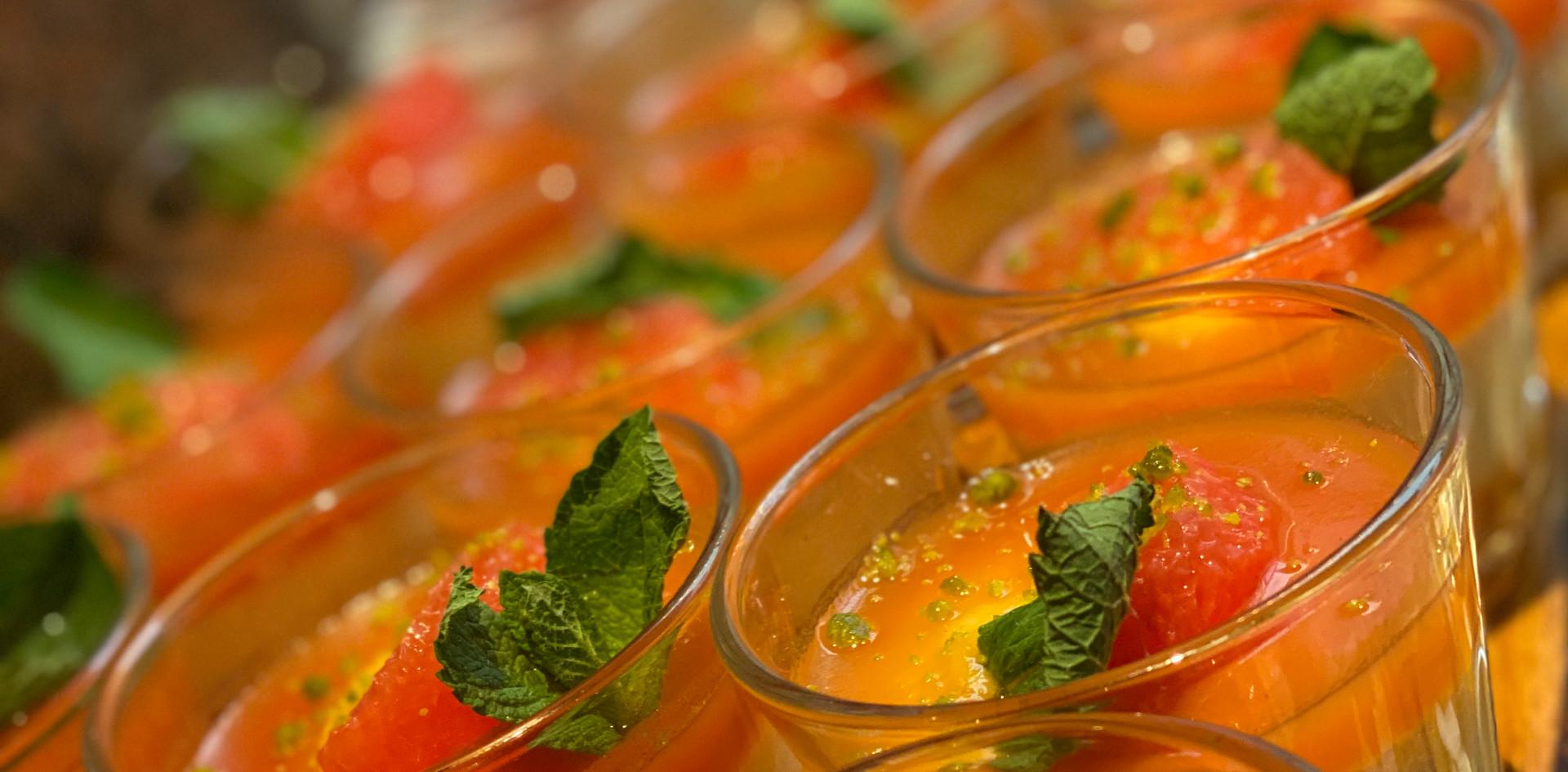 Dessert Lunch & Sweet - Hotel Wegner - The culinary Art Hotel