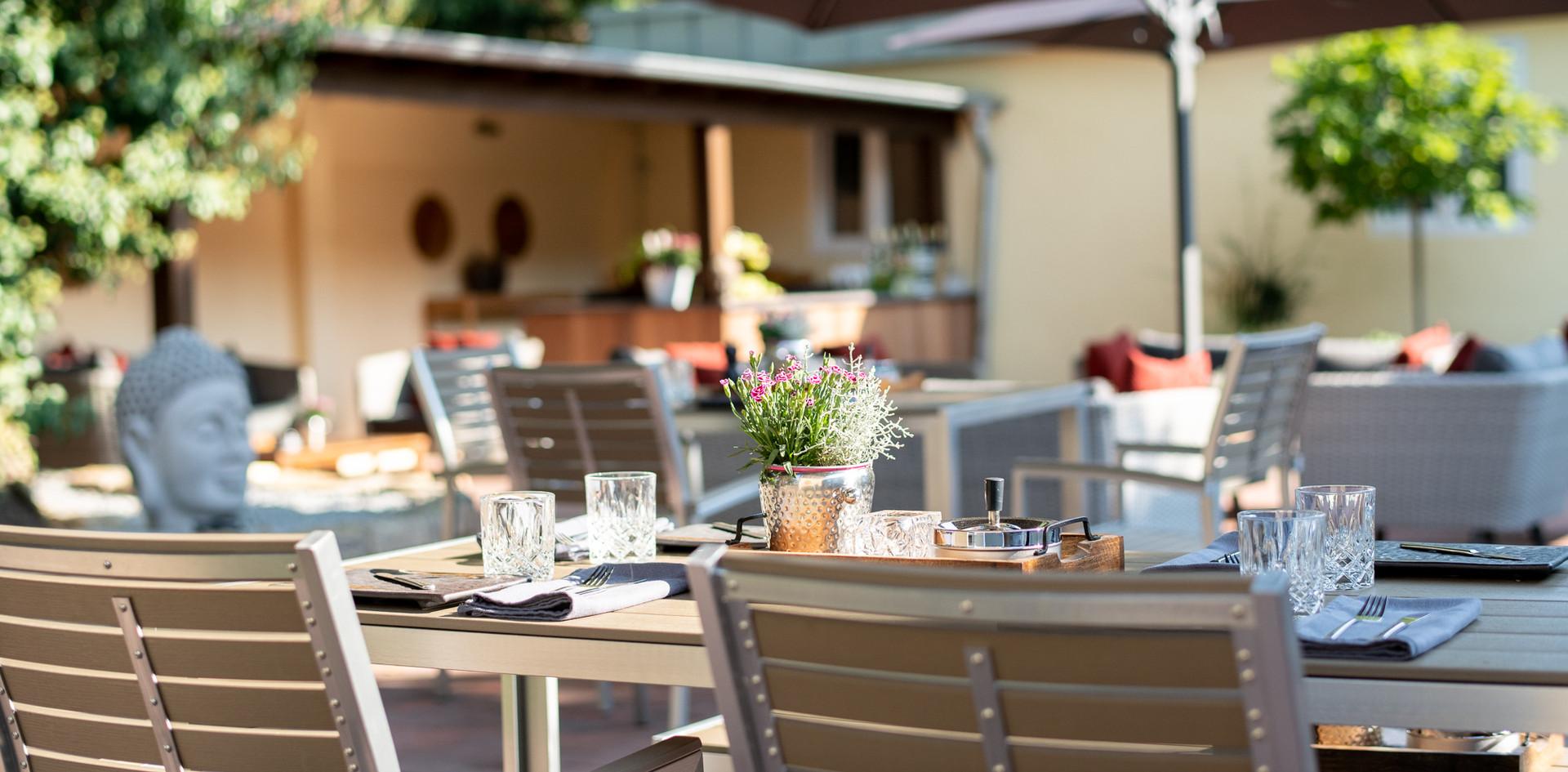 Events Hotelgarten Hotel Wegner - the culinary art hotel