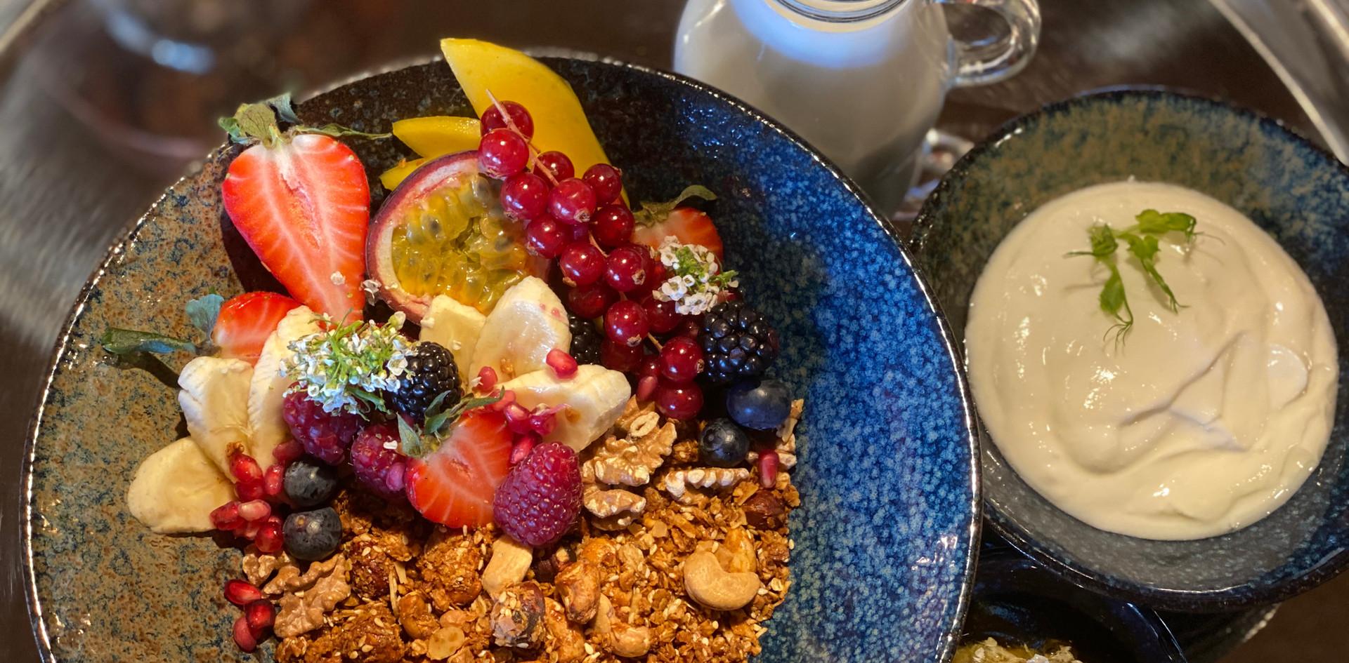 Granola Frühstücks-Manufaktur - Hotel Wegner - The culinary Art Hotel