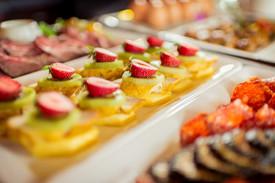 Wurstplatte im Hotel Wegner - the culinary art hotel