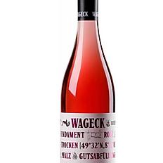 Fundament  -Wageck