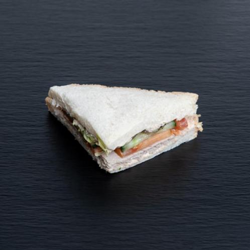 Sandwich mit Vitello tonnato