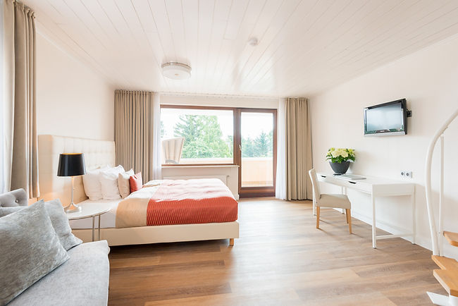 Appartement im Hotel Wegner - the culinary art hotel
