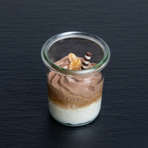"""Mousse """"Snickers-Style"""""""