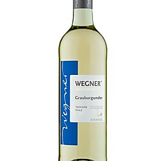 Grauburgunder - weiß - trocken - Wegner