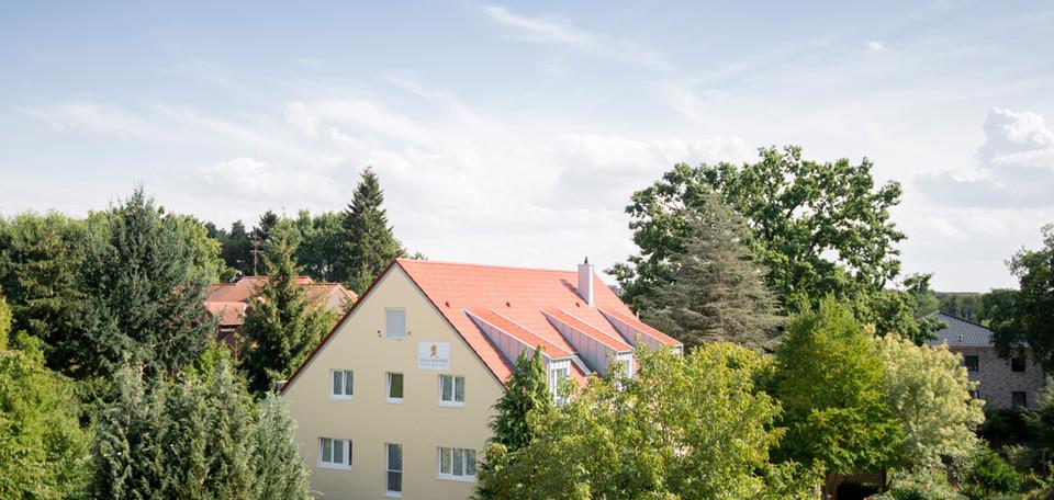 Obenansicht Villa 2 Hotel Wegner the culinary art hotel