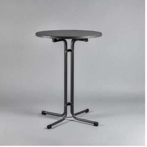 Tisch Stehtisch (rund, 80 cm