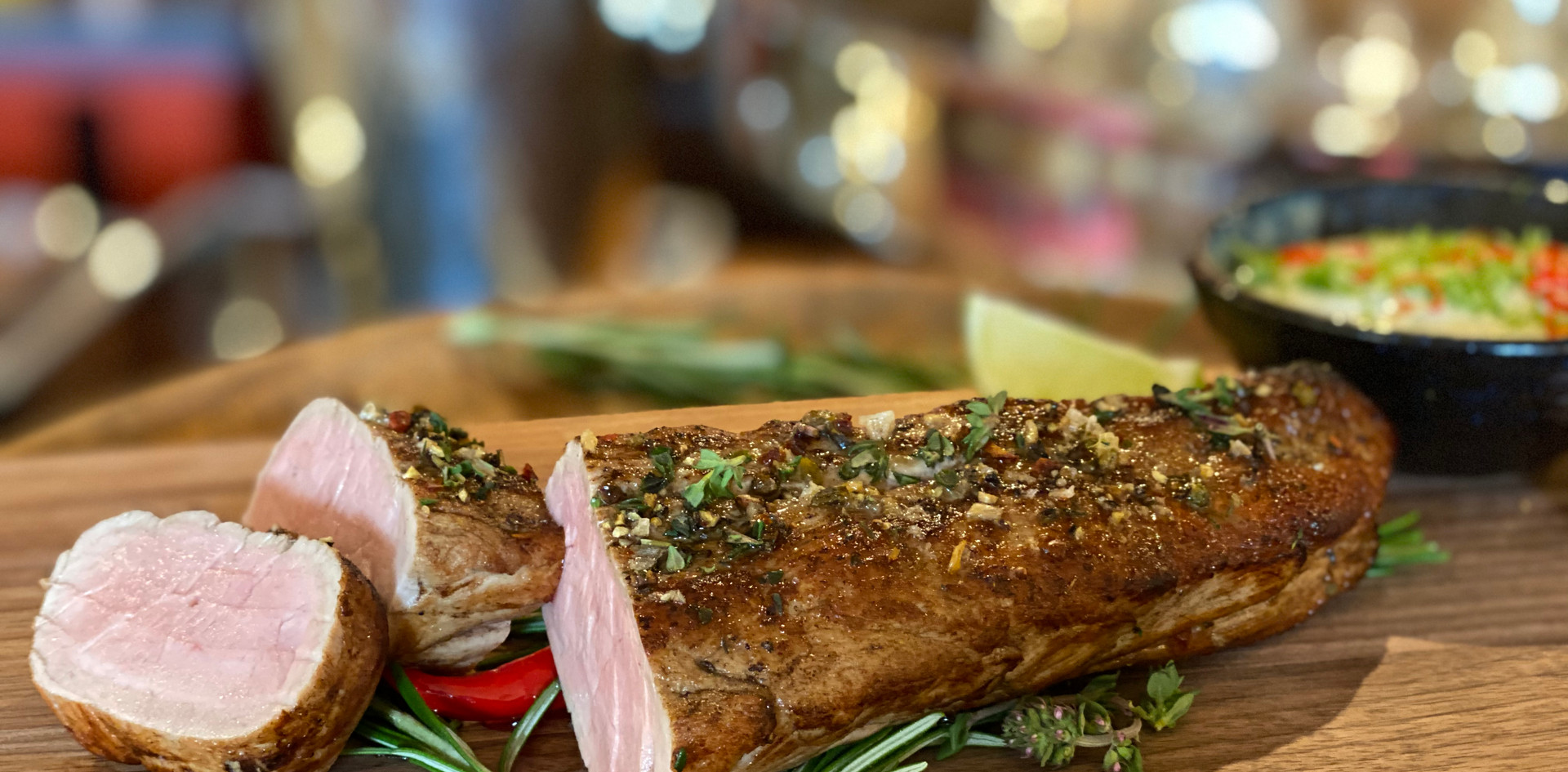 Braten Restaurant Dinner - Hotel Wegner - The culinary Art Hotel