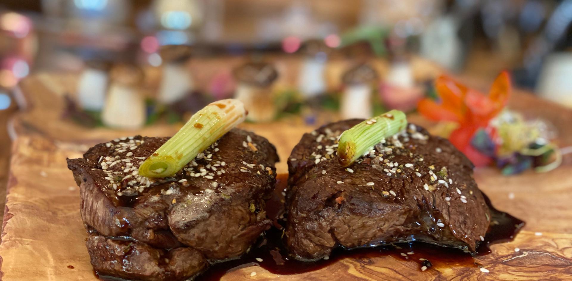 Schwein Restaurant Dinner - Hotel Wegner - The culinary Art Hotel