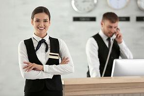 Jobs im Hotel Wegner Rezeption
