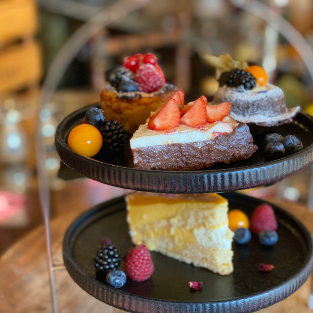 Sweets Lunch & Sweet im Hotel Wegner - the culinary art hotel