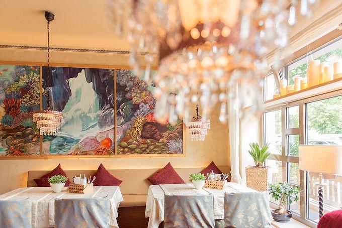 Restaurant Max´es im Hotel Wegner - the culinary art hotel