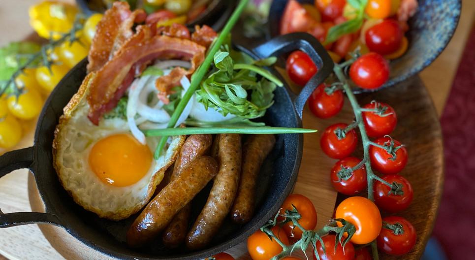 Heiße Speisen Frühstücks-Manufaktur - Hotel Wegner - The culinary Art Hotel