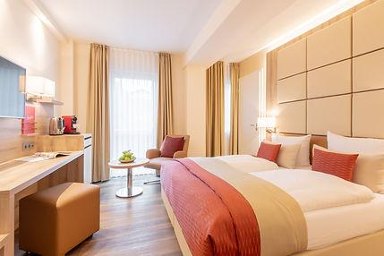Hotelzimmer Villa 1_Hotel Wegner the culinary art hotel