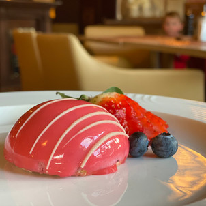 Desserts Afternoon Tea im Hotel Wegner - the culinary art hotel