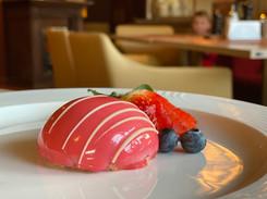 Dessert im Hotel Wegner - the culinary art hotel