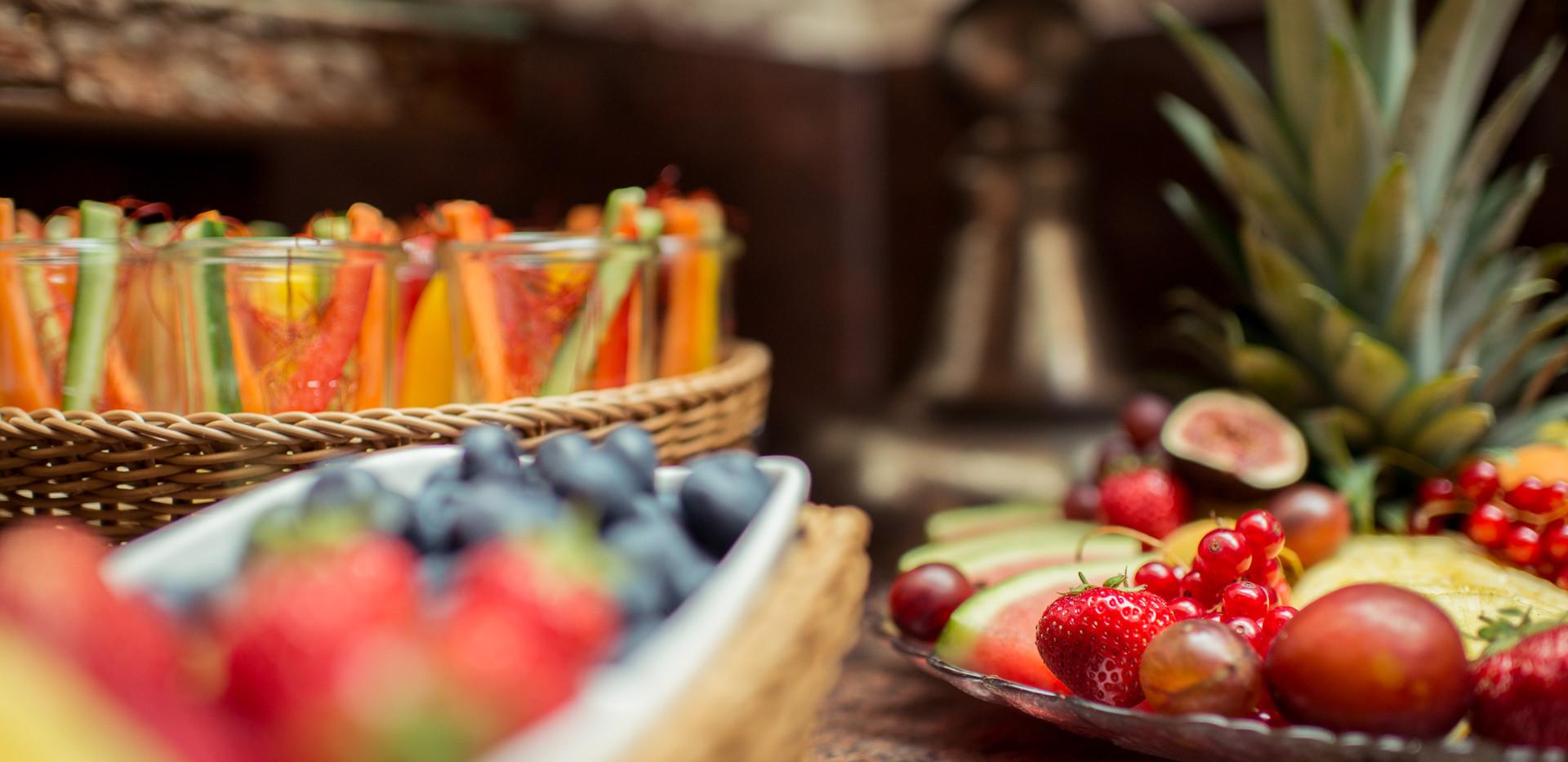 Obstbar Frühstücks-Manufaktur Buffet