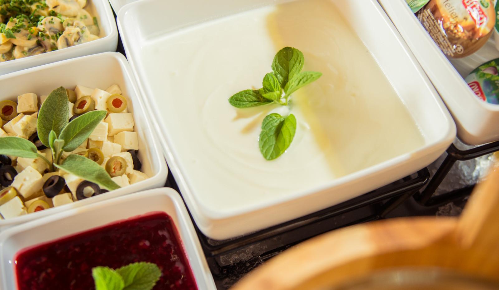 Früchtejoghurt Frühstücks-Manufaktur