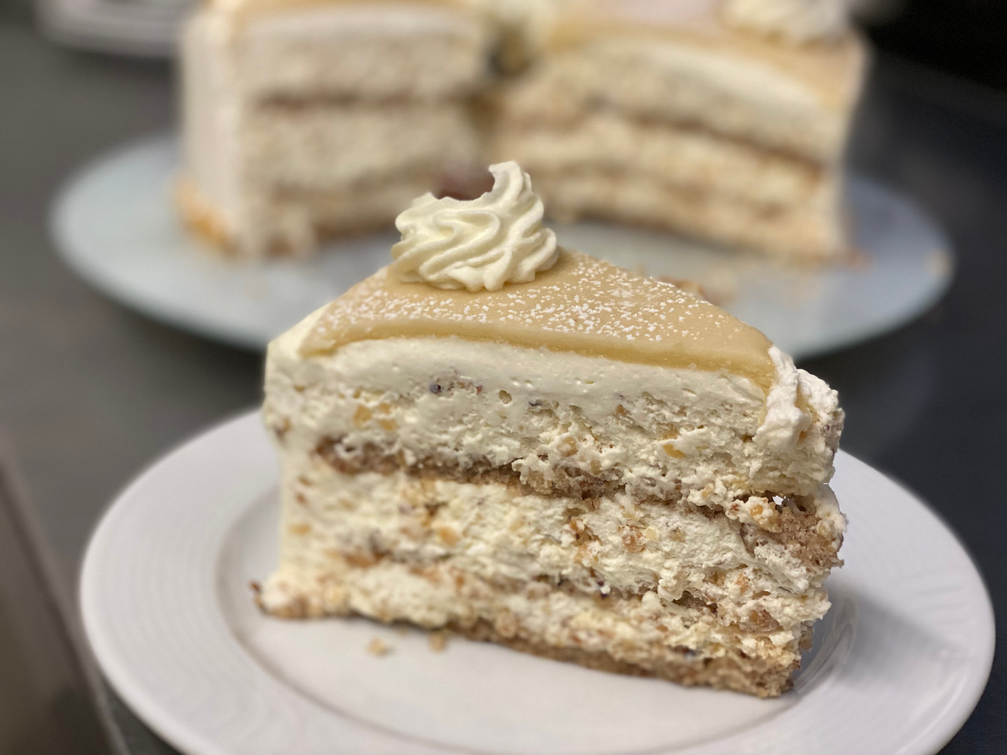 Torte Lunch & Sweet im Hotel Wegner - the culinary art hotel