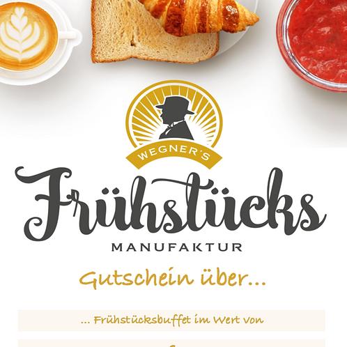 Gutschein Frühstücks-Manufaktur
